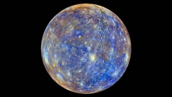 La sonda 'Messenger' está a punto de estrellarse en Mercurio
