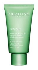 SOS Pure Rebalancing Clay Mask