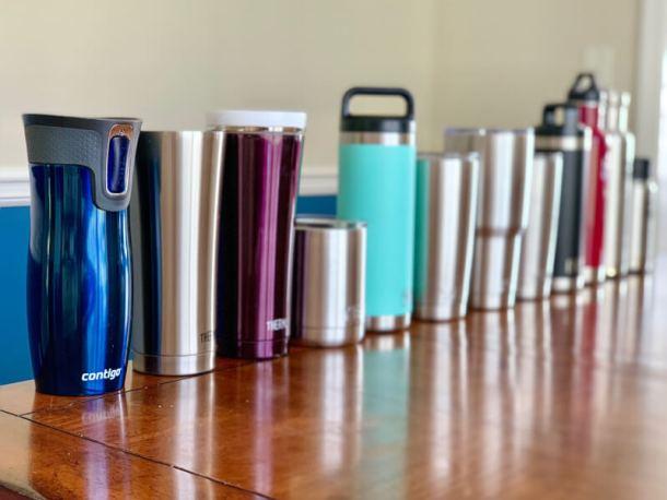 Best Stainless Steel Travel Mugs For Coffee Yeti Contigo