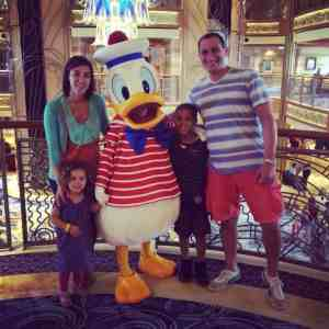 Disney Cruise – Oh What a Dream!