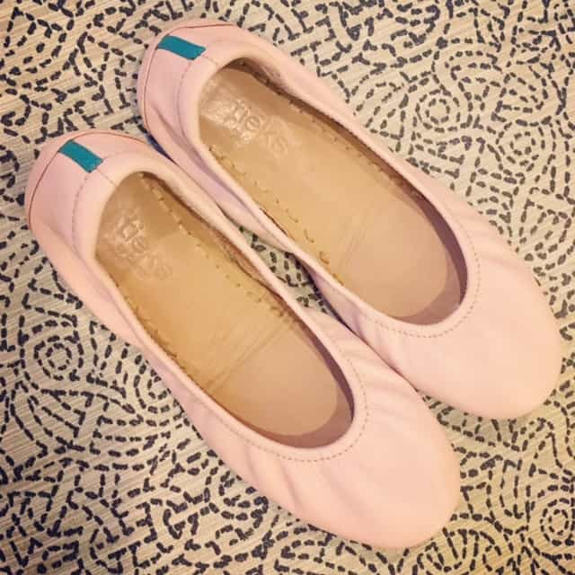 Where Can You Purchase Tieks Ballet Flats At?