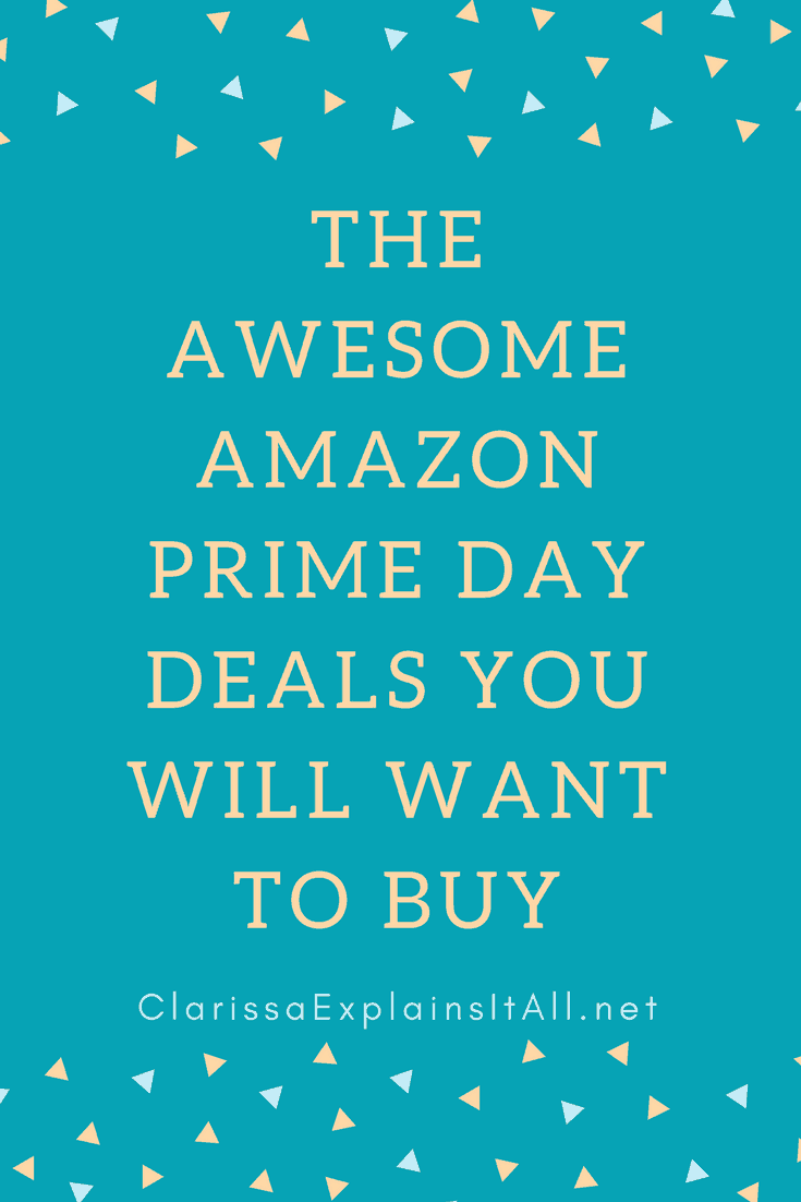 The Awesome Amazon Prime Day Deals You Will Want To Buy