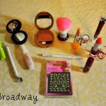 [1, 2, 3… Prova] Miss Broadway make up