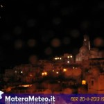 Nuove webcam a Matera