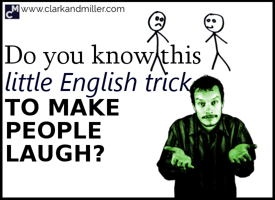 Ellipsis - Do You Know This Little English Trick to Make People Laugh
