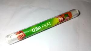 Kitchen vocabulary: Plastic wrap / Cling film