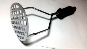 Kitchen vocabulary: Potato masher