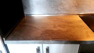 Kitchen vocabulary: Surface