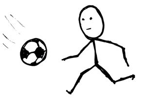 Football vocabulary: defender