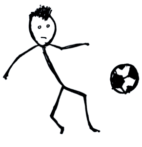 Football vocabulary: player