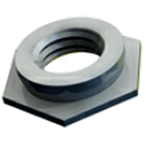 steel locking nut