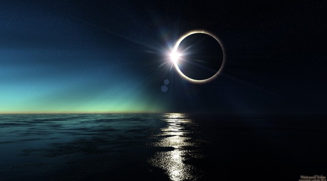 Is the Solar Eclipse Evidence for God?