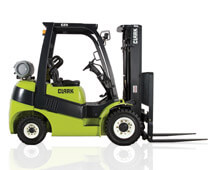Clark Internal Combustion Forklifts