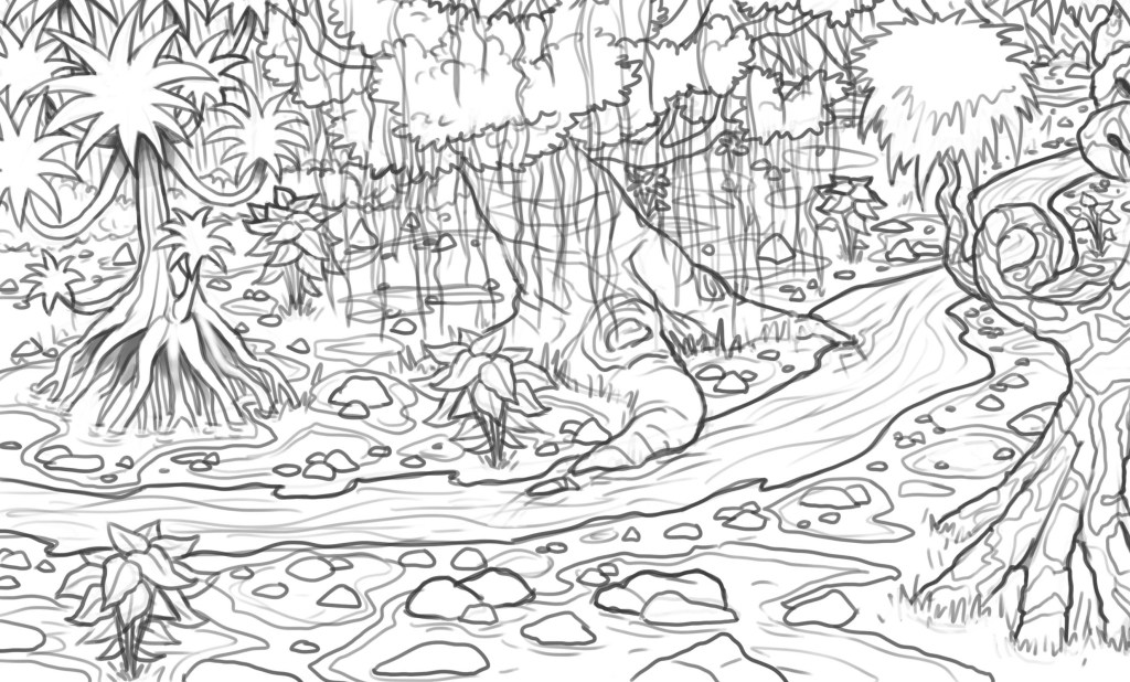 RainForest_Zone_4 Sketch