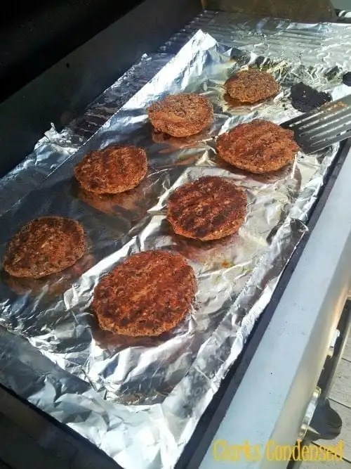 how to make black bean burgers