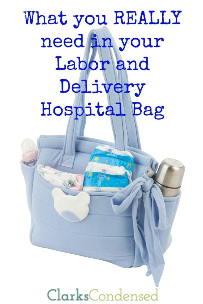 What to Pack in Hospital Bag