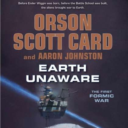 Earth Unaware Book Review @ Clarks Condensed
