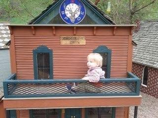 Tiny Town, Colorado