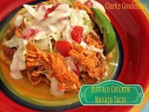 Buffalo+Chicken+Navajo+Tacos