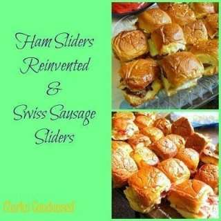 Swiss Sausage Sliders
