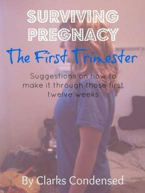 Surviving Pregnancy: The First Trimester by Clarks Condensed