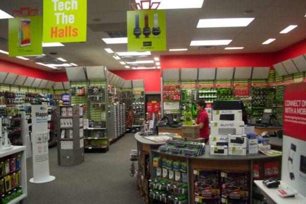 store shot