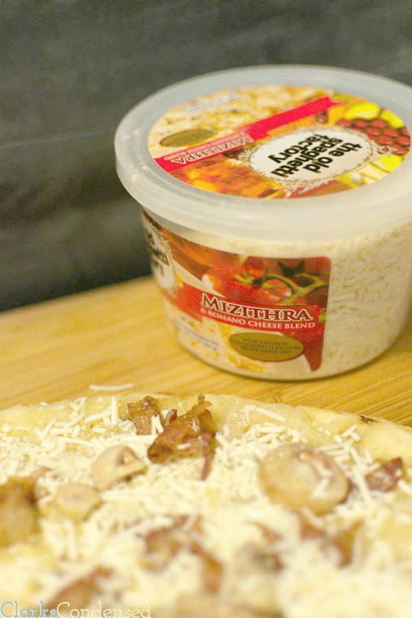 Old Spaghetti Factory mizithra cheese