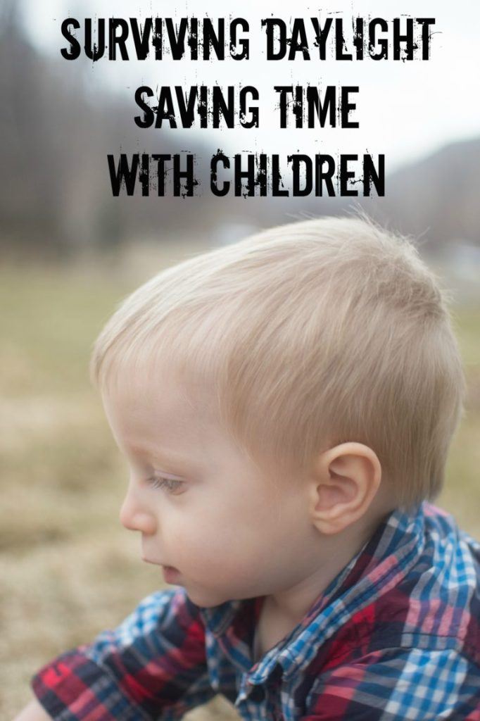 Tips for Surviving Daylight Saving Time with Children