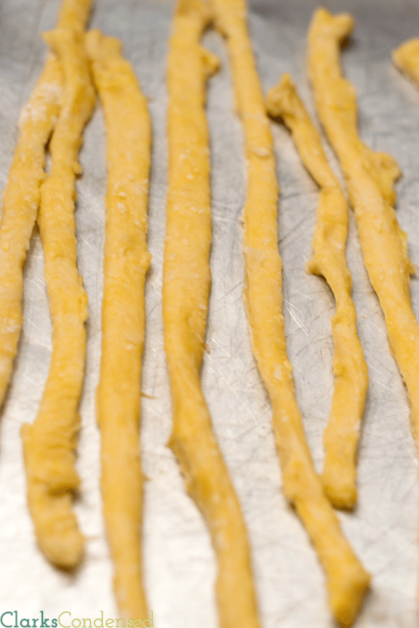 Grandma's Easy Egg Noodles: Homemade noodles can make all the difference in a dish, and these simple egg noodles will take a dish from good to amazing.