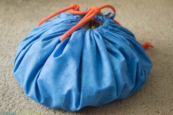 DIY Swoop Bag Tutorial