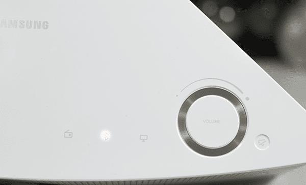 M5 button closeup
