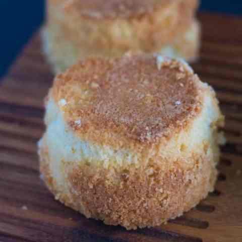 Copycat Tucanos Warm Mango Butter Cake