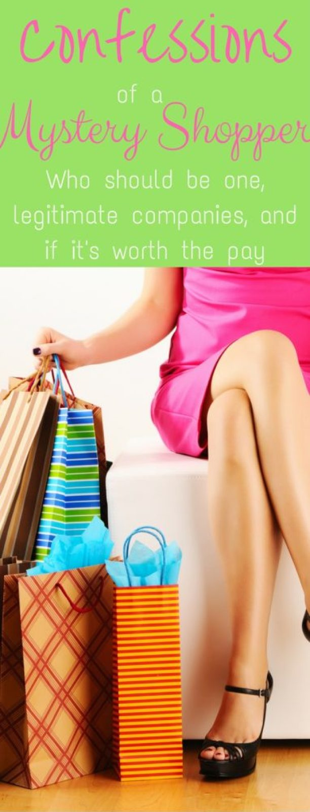 Confessions of a Mystery Shopper: Is Myster Shopping RIght for you? Find legitimate mystery shopping companies, how much you can expect to make, and if you are a good fit in this post!