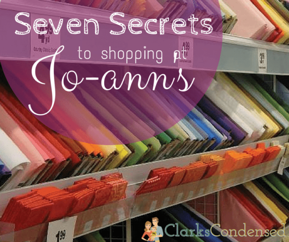 Top Secrets For Shopping At Joann Fabric Including The Best Coupons