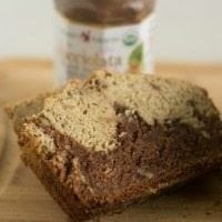 Nutella Gluten Free Banana Bread Recipe
