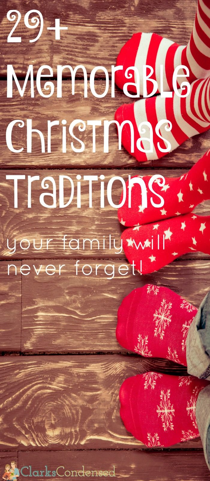 30 fun christmas traditions ideas for families