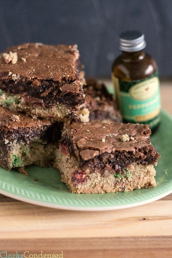 mint chocolate brookies recipe