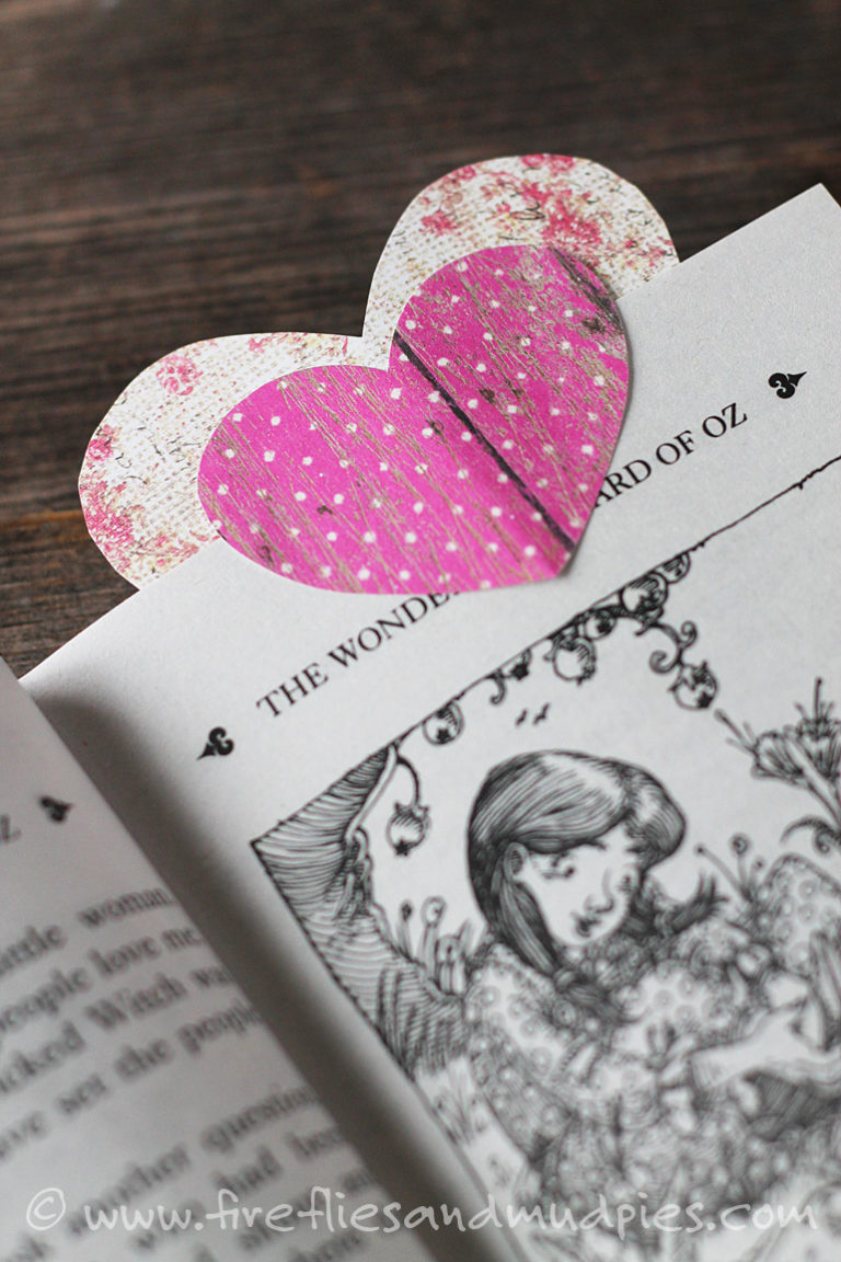 Heart-Bookmarks