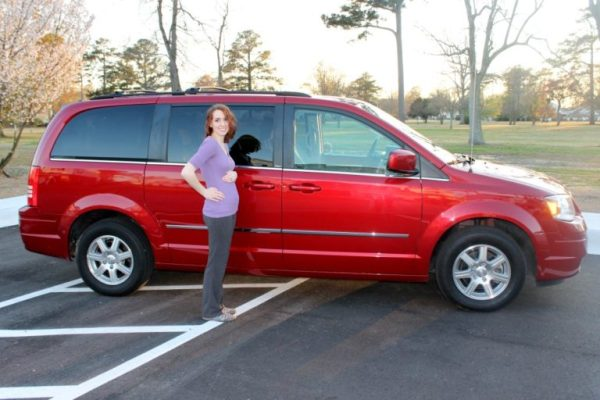 Pregnancy Announcement - A New van! We need a bigger vehicle because we're growing