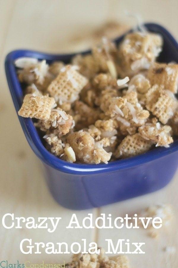Granola Mix Recipe