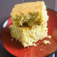 Gluten Free Corn Bread Recipe
