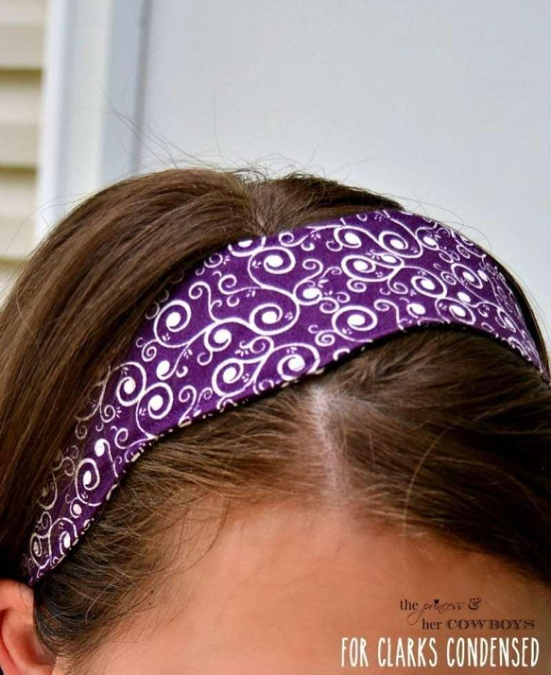 Scallop Headband