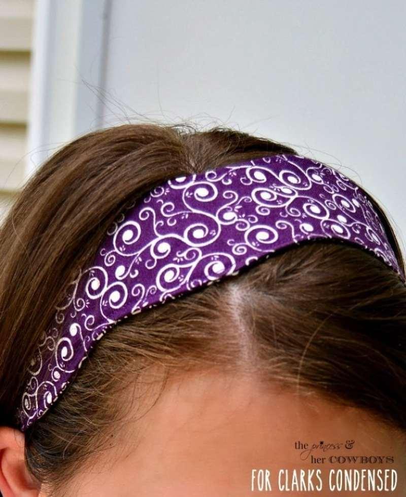 Scallop Headband