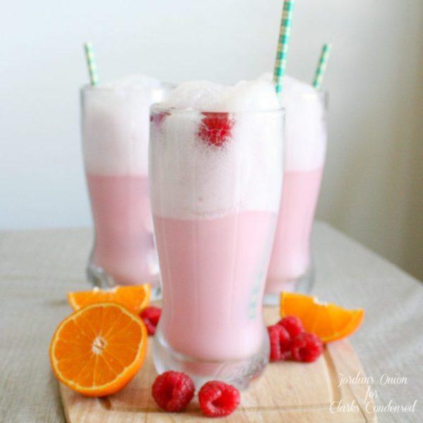 Soda Float Recipe