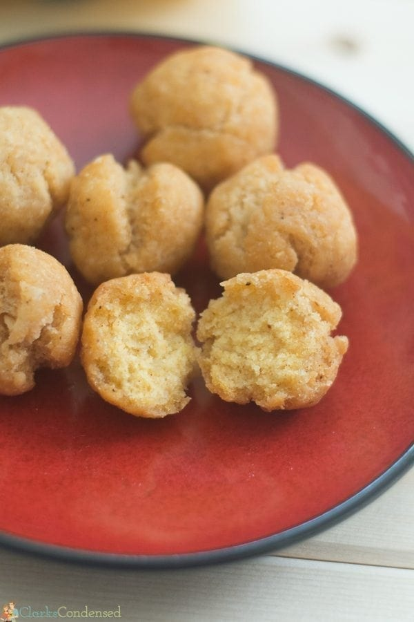 Easy Southern Hush Puppies Recipe