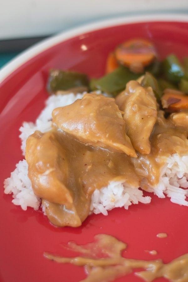 Easy Thai Peanut Sauce Recipe
