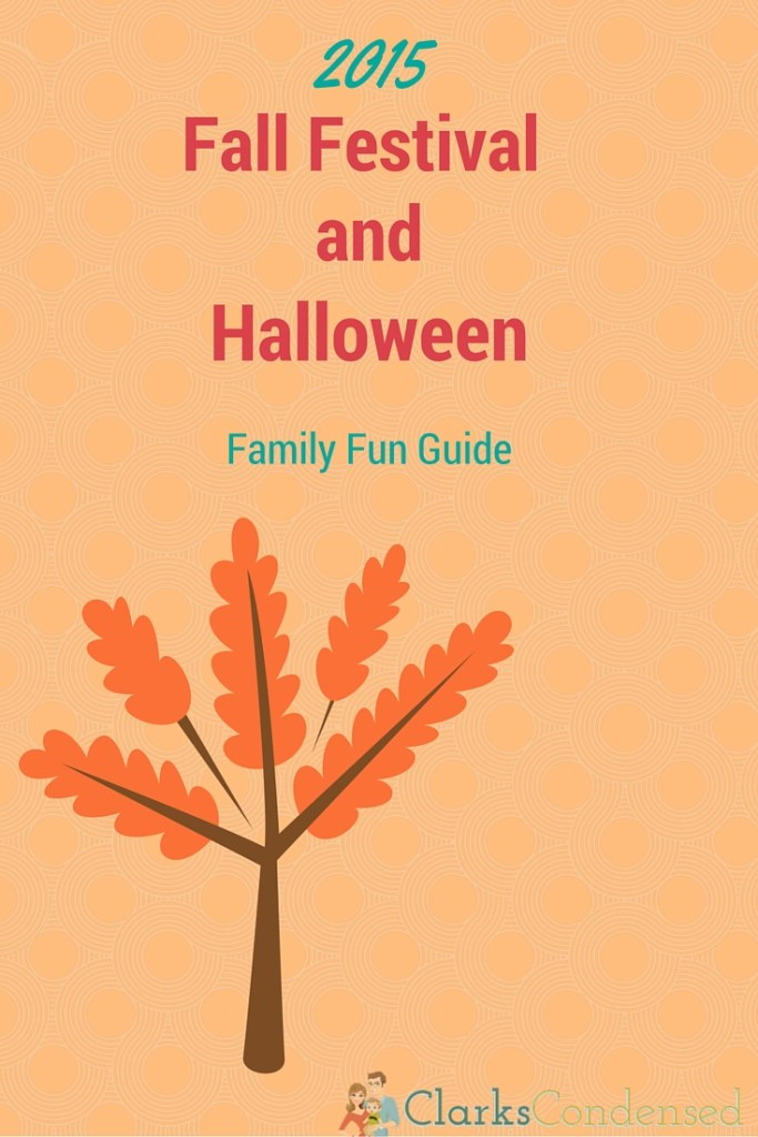 2015 Fall Festival and Halloween Family Fun Guide