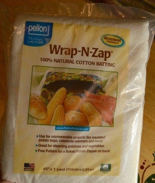 Microwave Vegetable Bag