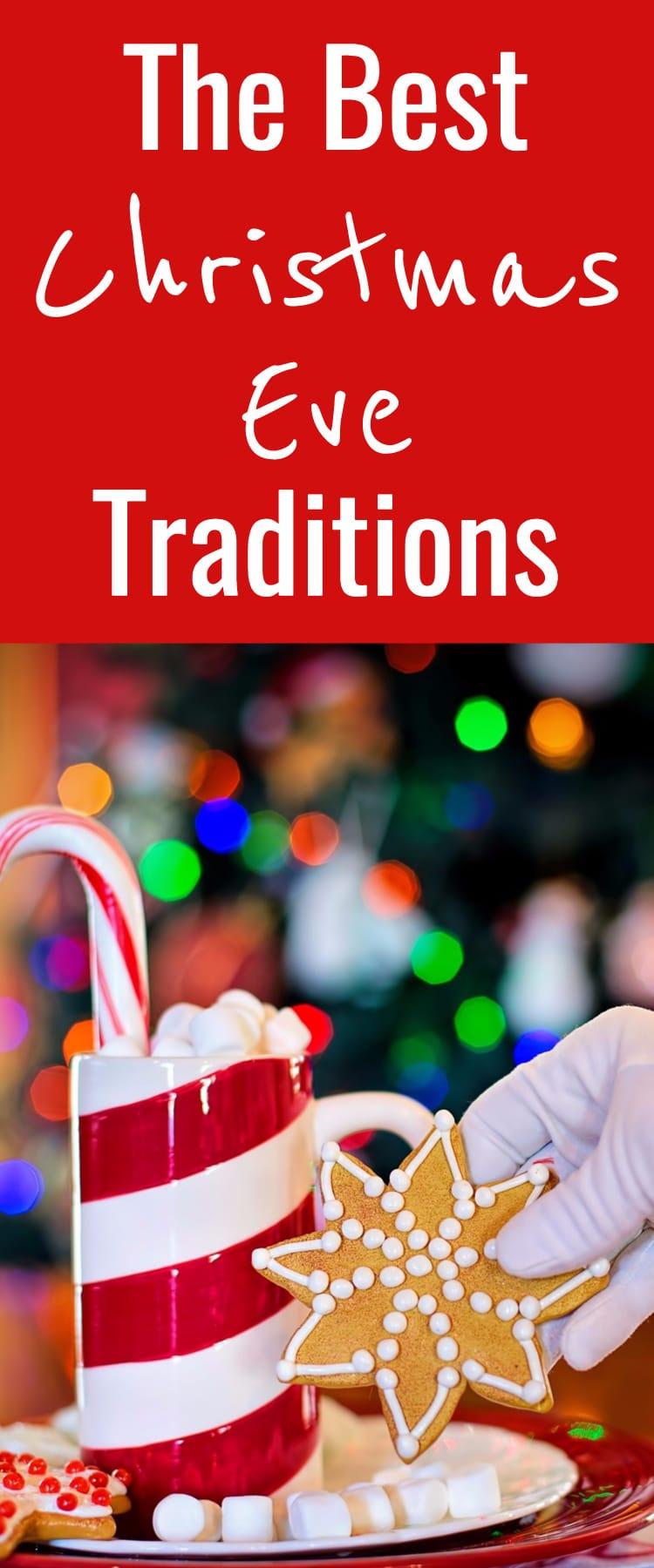 Christmas Eve / Christmas Eve Traditions / #ChristmasEve #Christmas Christmas / Santa Claus