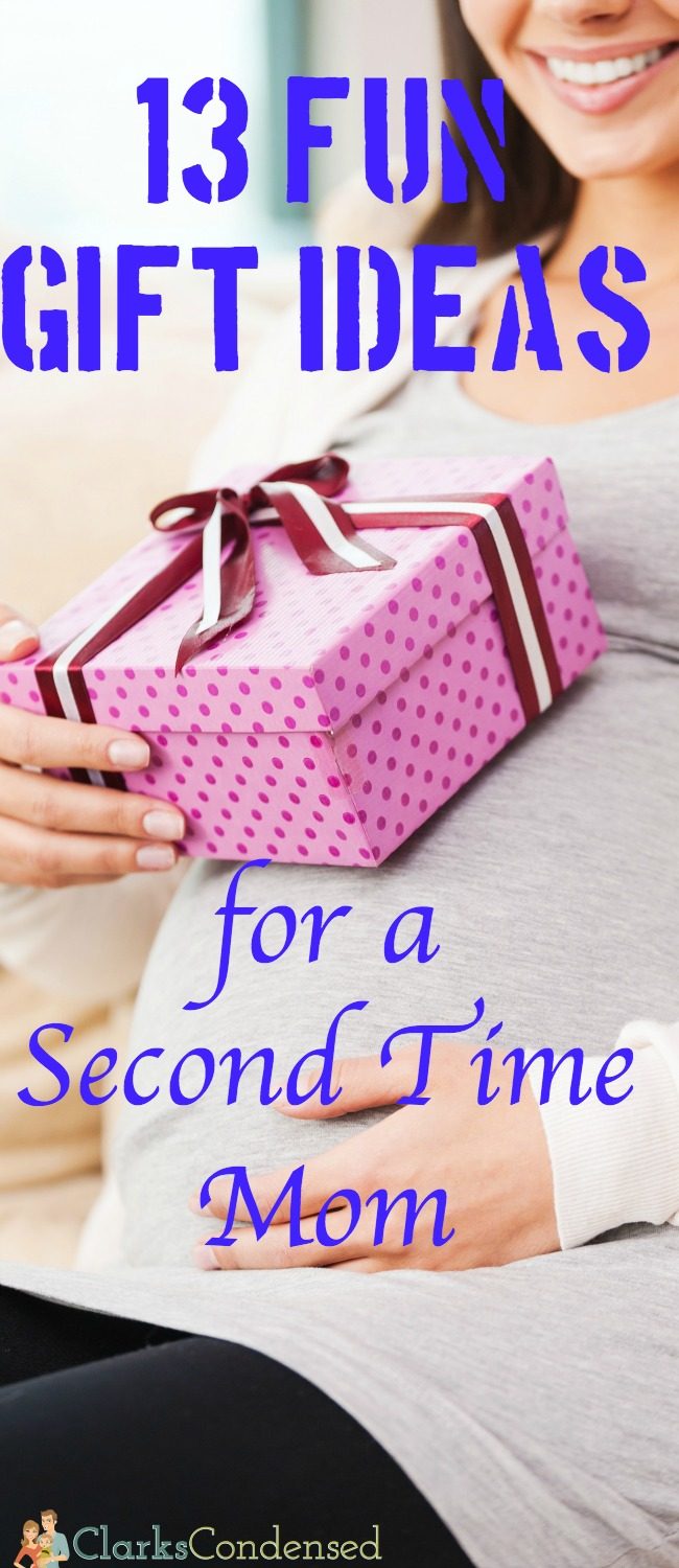 Gift Ideas For A Second Baby